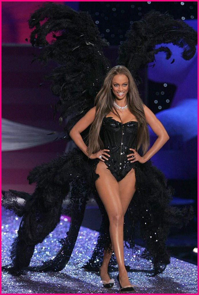 aa3a4919d4f ... show that Tyra Banks will walk in because she wants to focus on her  television career. You can check out a few pictures below of Tyra and  Heidi