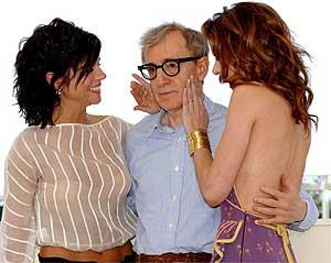 Sexual body language gestures
