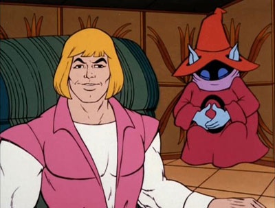 He Man Christmas Special.Shakesville A He Man Holiday