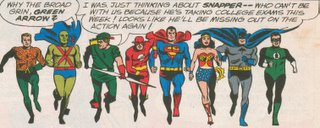 JLA as Reservoir Dogs