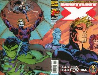 Mutant X #1