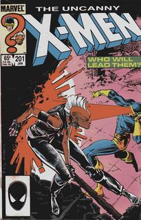 Uncanny X-Men #201