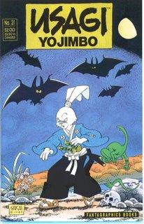 Usagi Yojimbo v2 #21