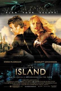 The Island © Dreamworks