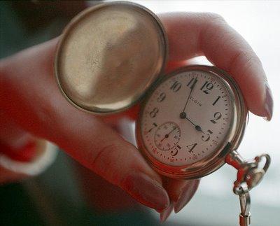 Sic transiit gloria mundi: 20 minutitos de nada