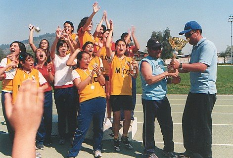 Departamento de educación física MTC: mayo 2006