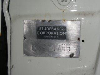 The Studeblogger: September 2006 | 320 x 240 jpeg 12kB