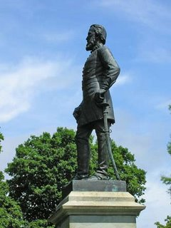 general jackson statue