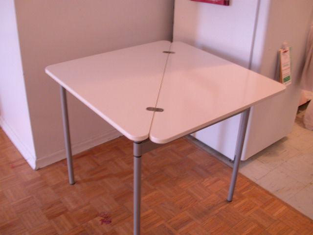 my furniture ikea lokka folding table. Black Bedroom Furniture Sets. Home Design Ideas
