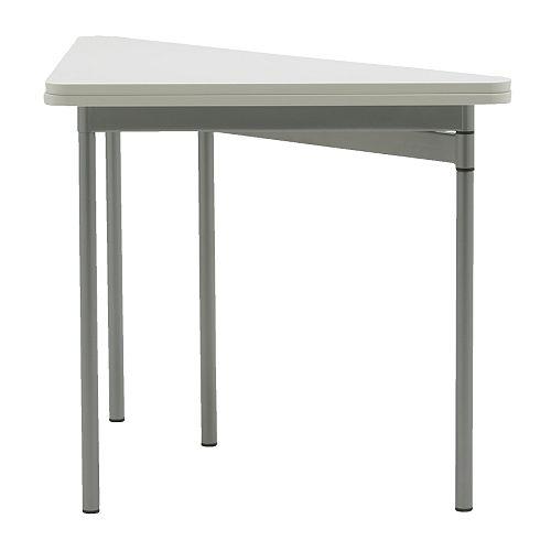 ikea folding table triangle. Black Bedroom Furniture Sets. Home Design Ideas
