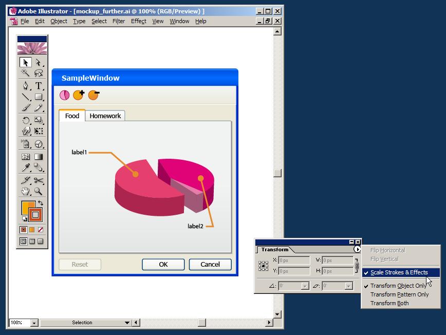 Download StupidApp: Howto: create vector application mockups using ... Free Mockups