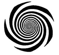 página hipnótica