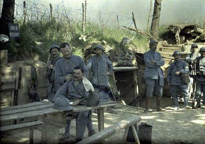 I guerra mundial en color