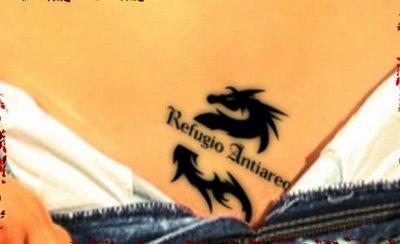 refugio antiaereo tatuaje
