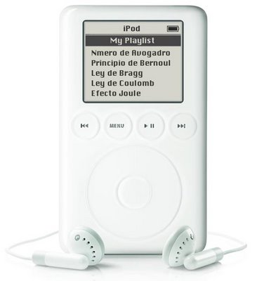 iPod Playlist Generator