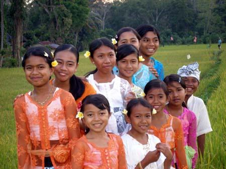 Bali Beaded Basket Shanti Seeds Of Bali Monday December