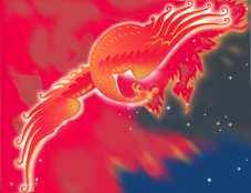 The Scorpion, the Eagle and the Phoenix - Astrological Musings