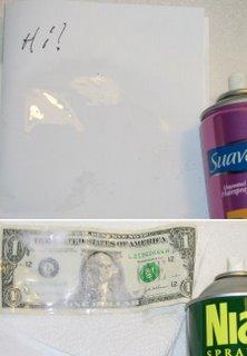THE CALLADUS BLOG: Testing the Counterfeit Money Detector