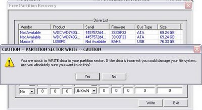 FREE NTFS Partition Repair Data Recovery Software – DTI Data