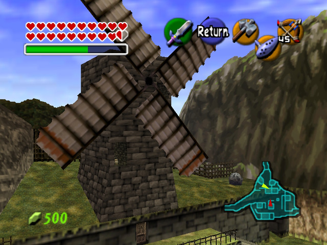 Nintendo's Greatest Ever Video Games: Legend of Zelda: Ocarina of