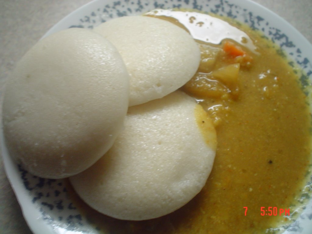 Recipe Central: Idli/Dosa