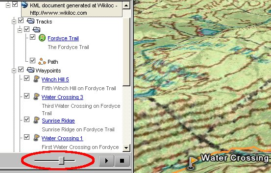 WikiLoc\'s blog: View your GPS data overlaid on topographic ...