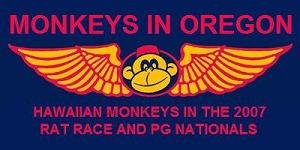 Monkeys in Oregon