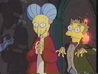 Smithers as Renfield