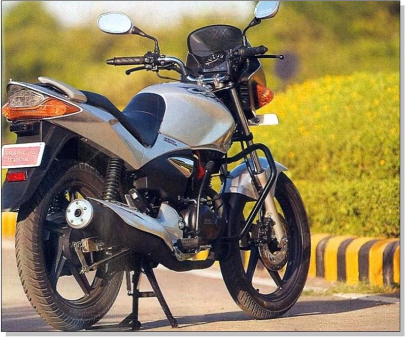 Hero Honda CBZ Xtreme Pics, First Impressions | Bike Chronicles of India