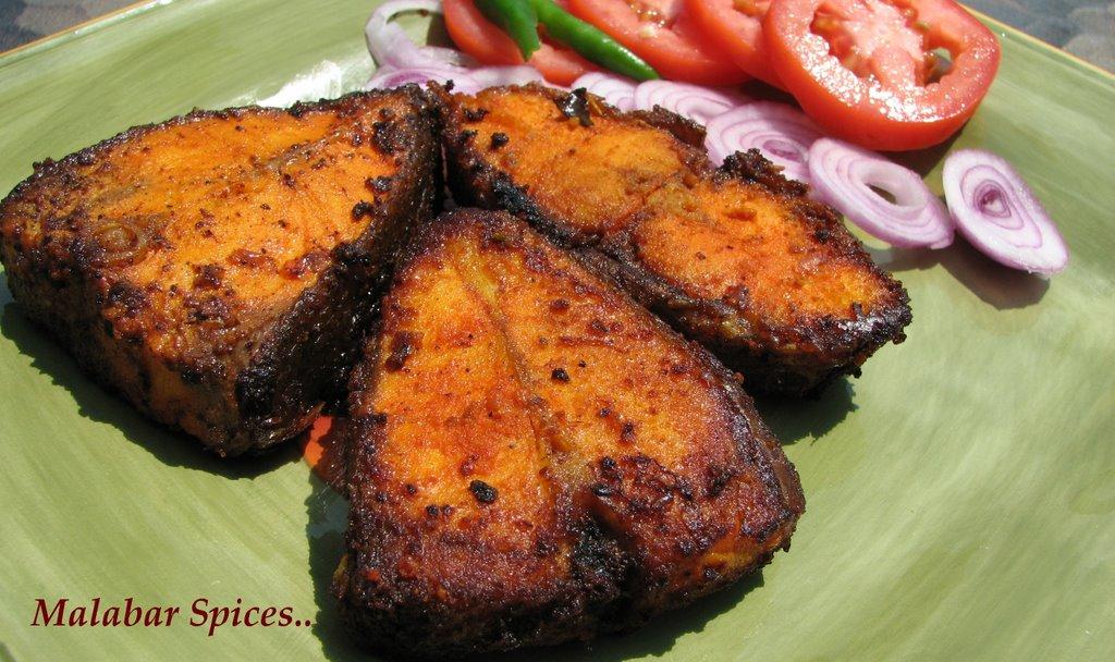 Malabar Spices Meen Porichathu Fish Fry