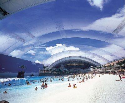 Facts Around Us Japanese Indoor Beach