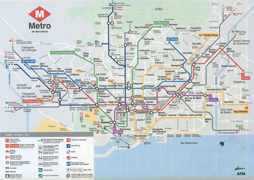 Vivir En Barcelona Lugares De Barcelona