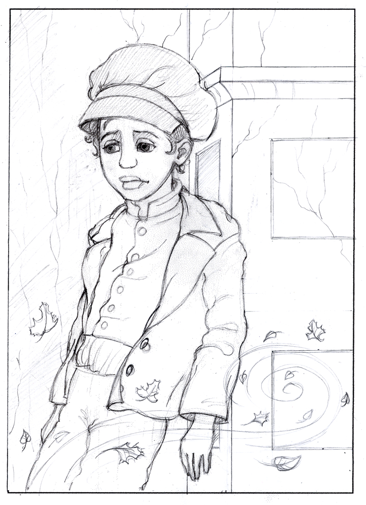oliver twist coloring pages - photo#7