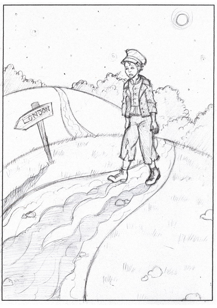 oliver twist coloring pages - photo#4