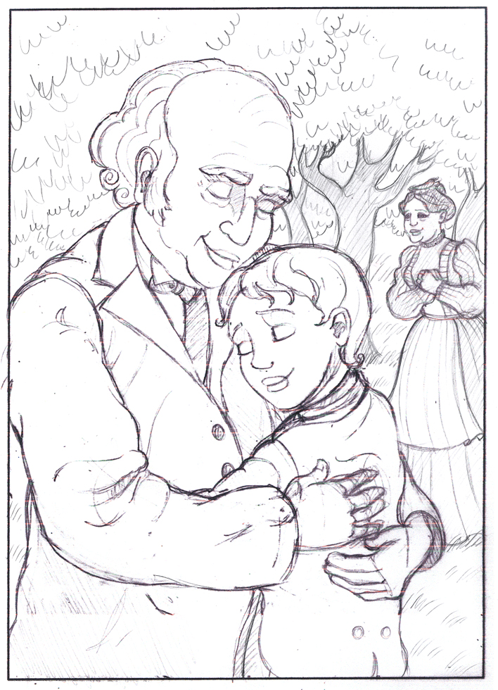 oliver twist coloring pages - photo#6