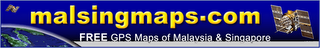 MalSing Map Logo