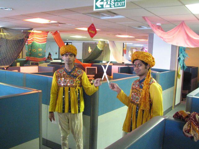 October 2006 Shande Bay Decoration Ideas In Office