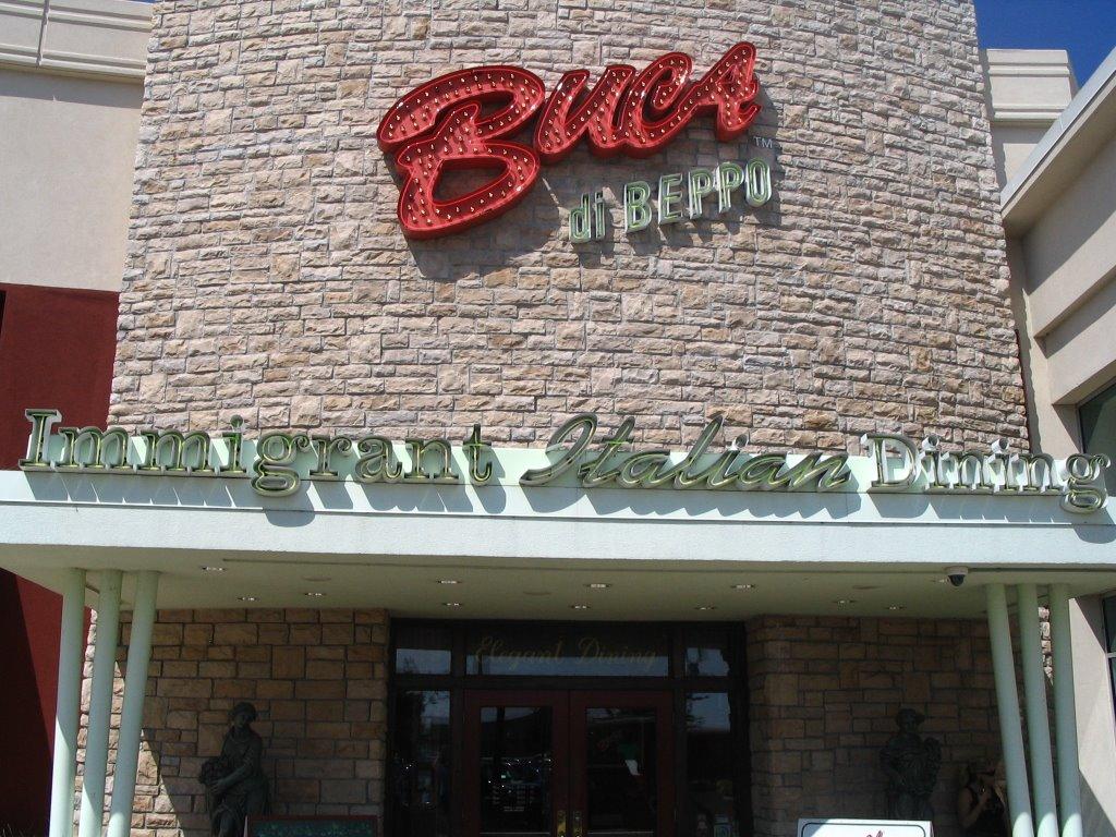 Italian Restaurant Near Florida Mall