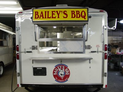 Bbq Blog Used Bbq Trailer For Sale