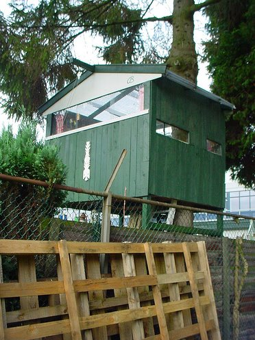 What Is This A Shed On Stilts Or A Treehouse Treehouse