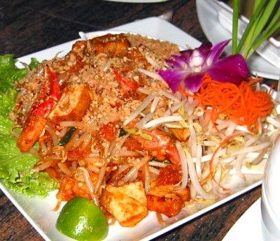 Thai Food Osha Restaurant Van Nuys Ca
