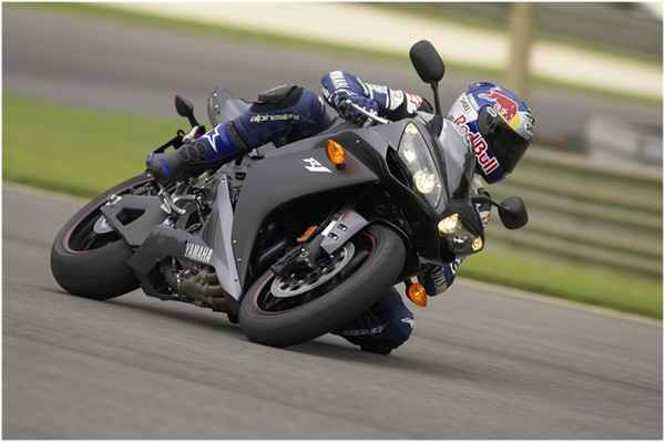 freedom: 2007 Yamaha R1