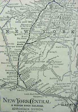 New York Central RR - The Adirondack and St. Lawrence ... Buy New York Central Railroad Map on new york railroad map 1870, new york ontario and western, amtrak map, new york underground railroad map, new york railroad track maps, norfolk and western railroad map, lehigh valley railroad map, baltimore and ohio railroad map, central pacific railroad map, grand trunk railroad map, bnsf railroad map, pennsylvania railroad map, csx railroad map, new york rail system map, reading railroad map, rock island railroad map, wabash railroad map, nickel plate railroad map, new york state railroad, erie railroad map,