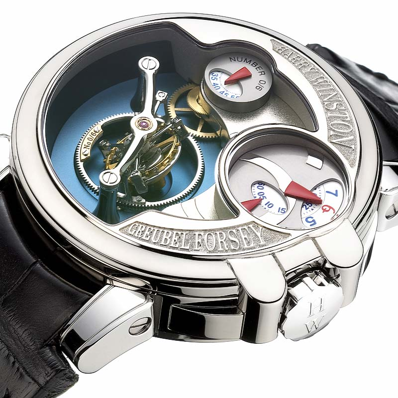 Opus 6 by Greubel Forsey for Harry Winston
