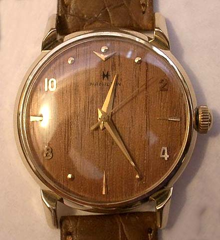 1961 Hamilton Flight II Electric with Mahogany Wood Dial & Other Prototype Automatic Watches