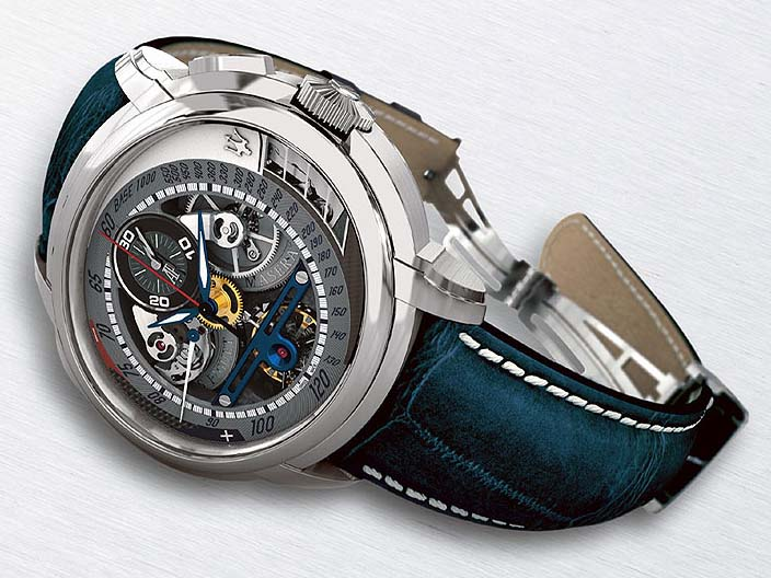 Audemars Piguet - Maserati Tourbillon Chronograph Millenary MC12 (Post Jay-Z)