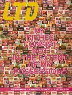 LTD Magazine Chronograph Feature