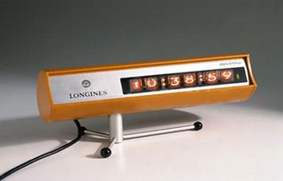 Clockwise 02 - Longines Nixie Tube Clock