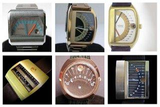Retired Retrogradation - 1970's Retrograde Watches