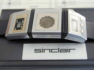 Sir Clive Sinclair's Doomed FM Radio Watch